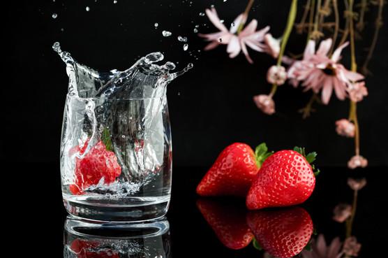 Christina Groth-Biswas - Strawberry Splash
