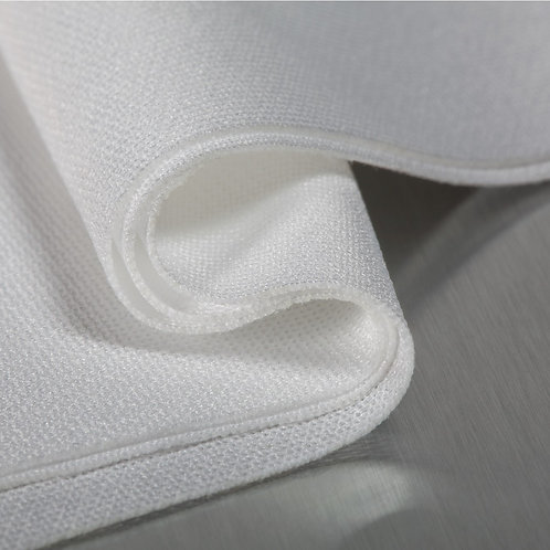 Unlaundered Heavyweight Polyester Knit Wipes