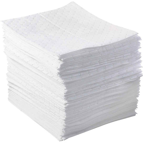 Economy Lighter Weight Oil Absorbent Pads