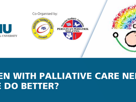 Paediatric palliative care workshop
