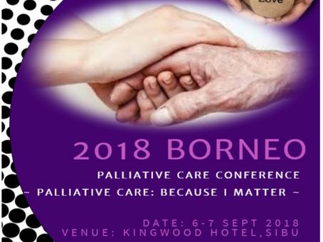 2018 Borneo Palliative Care Conference