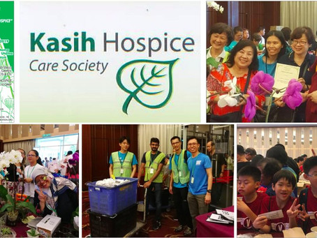 Kasih Hospice Care Society Fair 2019