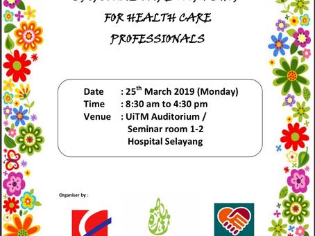 Spiritual Care Workshop for Healthcare Professionals