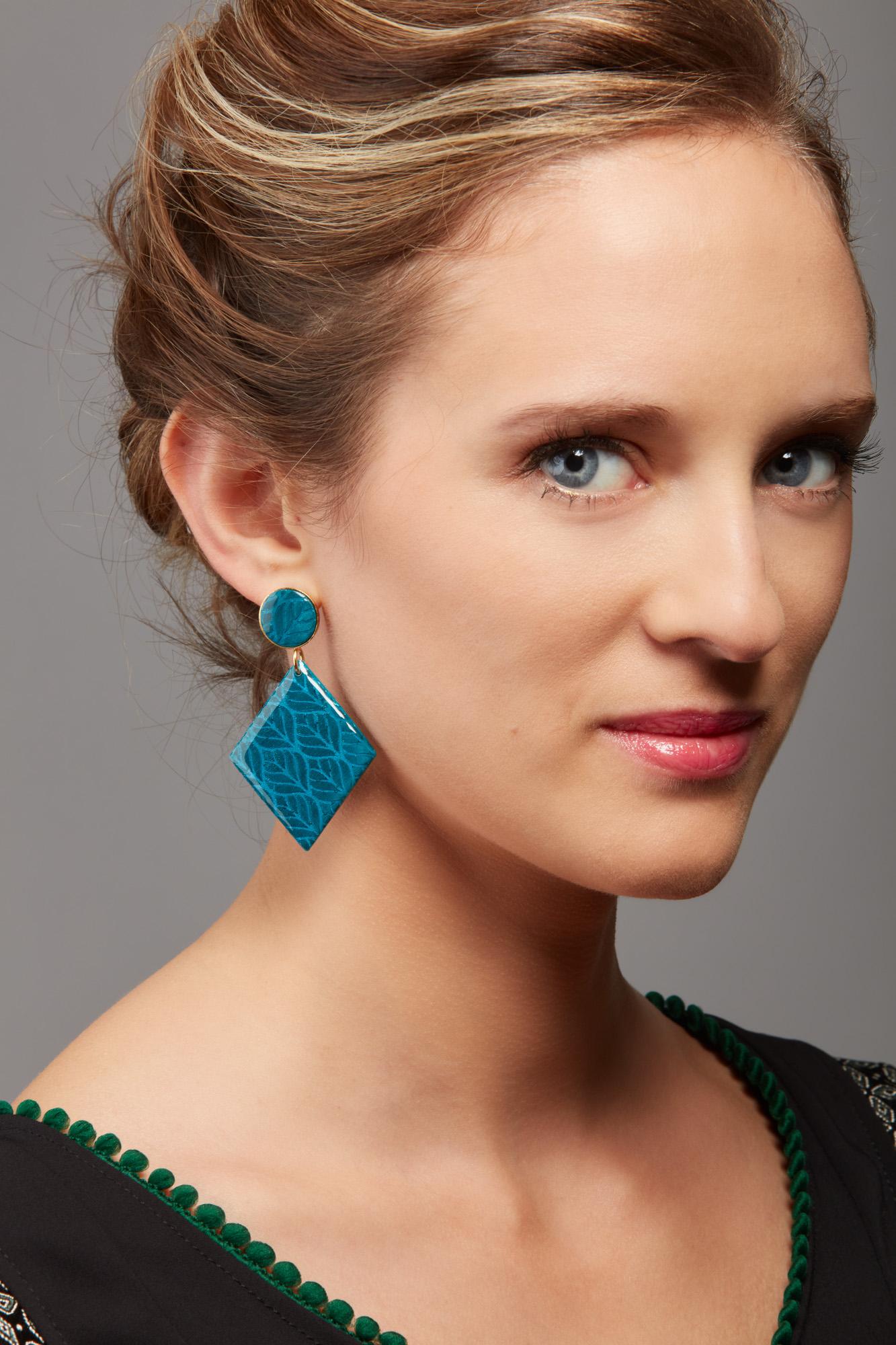 Boucles d'oreilles Jubilé Créations