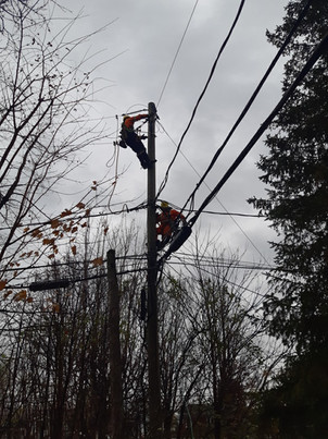 Getting in done with Hydro Quebec