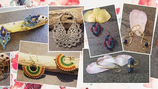 Notre boutique de bijoux enfin en ligne !