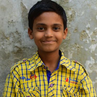 Rohit, classe 6