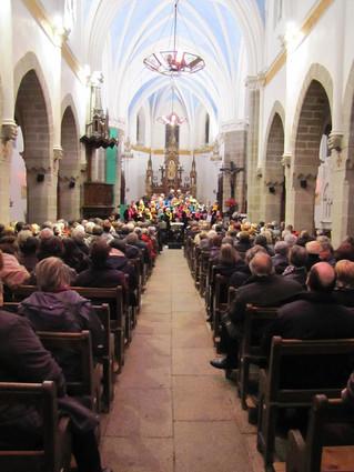 Concert au profit de l'association