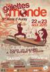 """Participation au festival """"Les Galettes du Monde"""""""