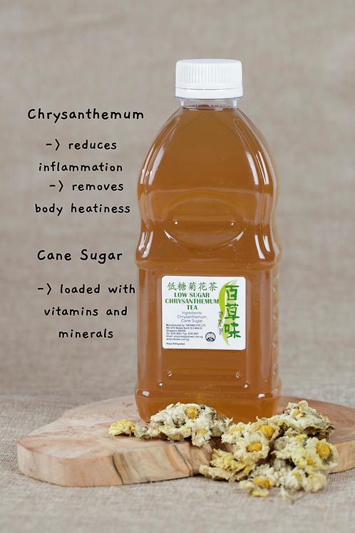 Low Sugar Chrysanthemum Tea (2 x 1Litre)