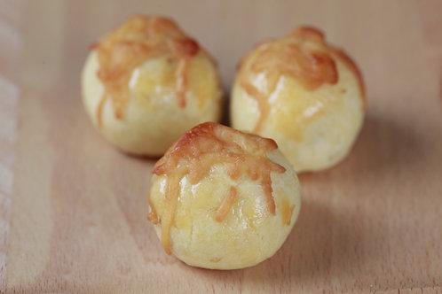 Cheese Pineapple Ball