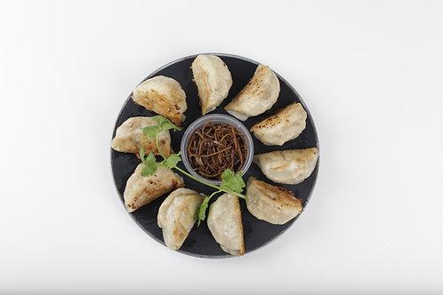 Frozen Guo Tie (Fried Dumplings), 10 pcs