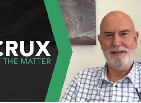 Entrevista a Alex Black por Crux of the Matter