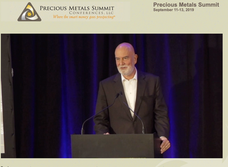 Rio2's Presentation at the Precious Metals Summit Conference in Beaver Creek