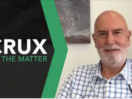 Alex Black´s interview with Crux of the Matter