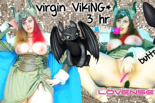 Viking Lovense BiG Buttplug 3 HR Virgin!