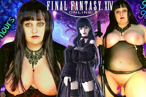 Gaia Final Fantasy XIV Gothic Role Play!