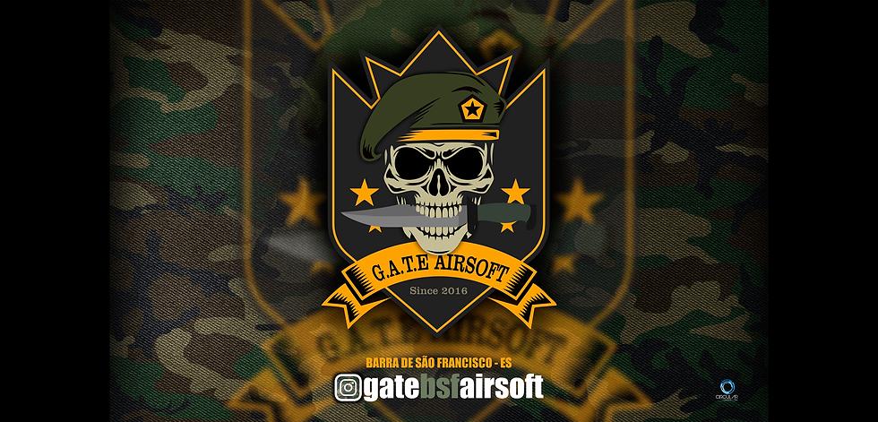 Bandeira GATE