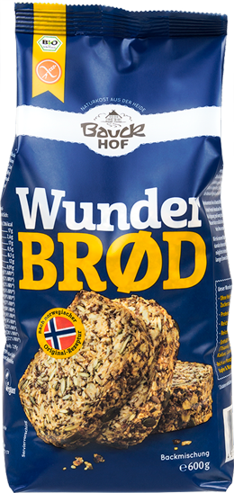 Glutenfri-pris til vårt Wunderbrød