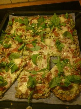 Oppskrift til en Strynepizza