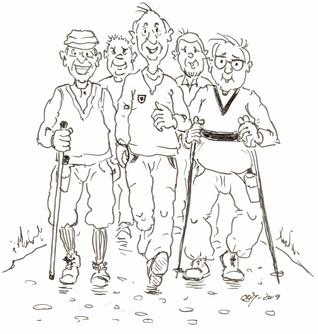 BrødreTRIMMEN – et spennende konsept for hjerne, hjerte og gode relasjoner