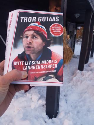 Thor Gotaas - Langrenn, kosthold og astma