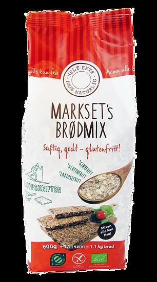 Markset´s Brødmix 6-pakk