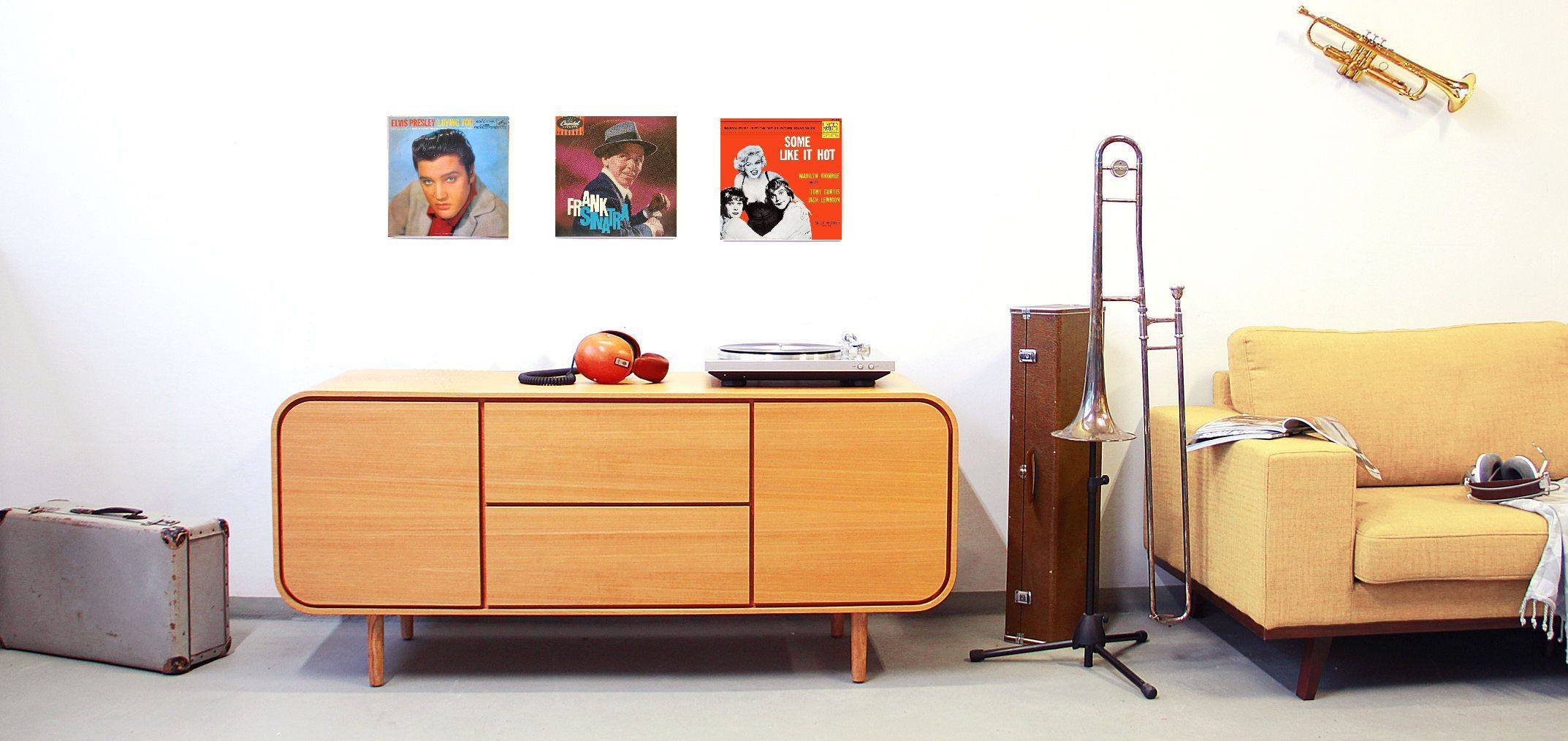 Kaiserlich, Vinyl Cover Display_11