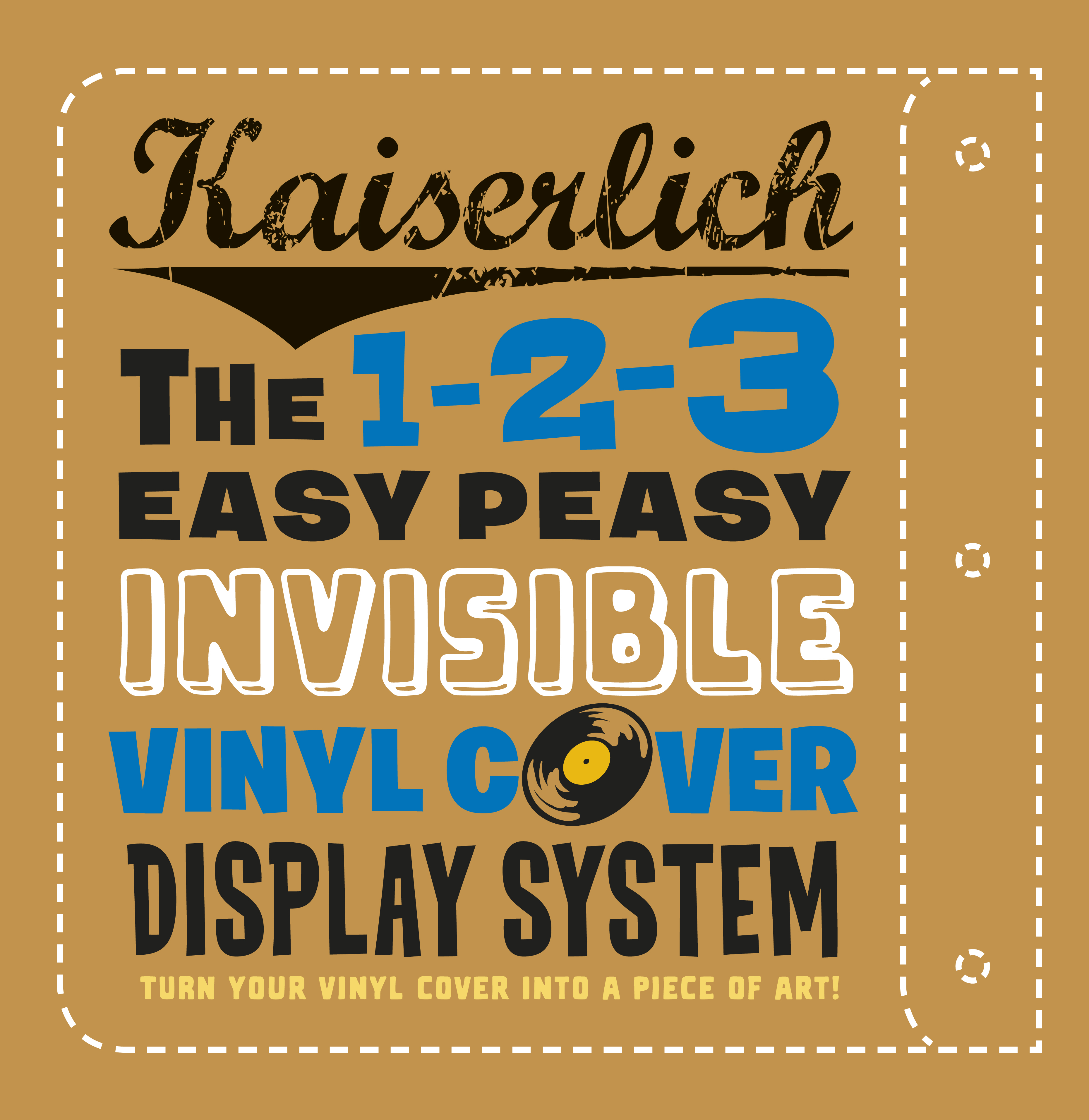 Kaiserlich, Vinyl Cover Display_5