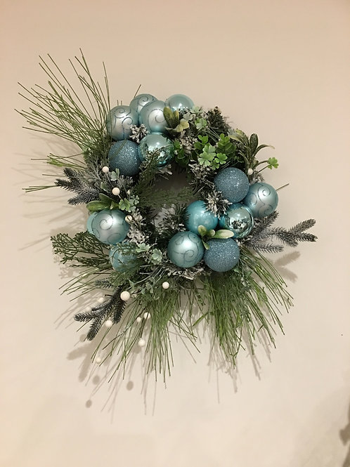 CHRISTMAS WREATH - 40cm