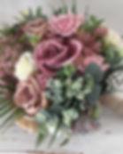 WEDDING PURCHASE FLOWERS