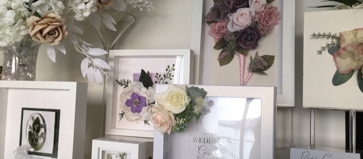 Creating Keepsakes for your artificial florals