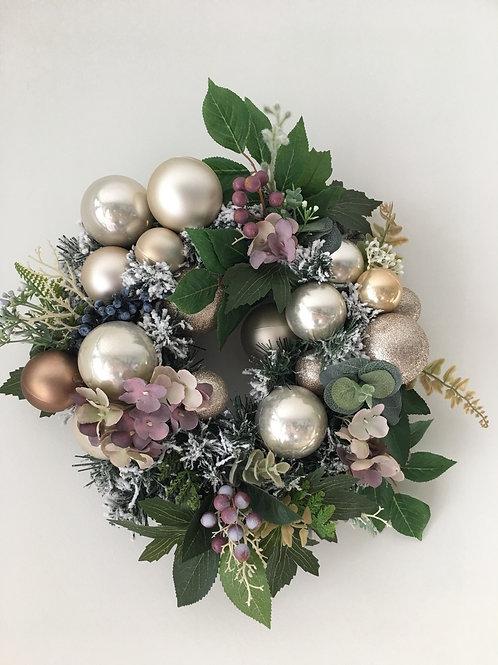 CHRISTMAS WREATH - 40cm