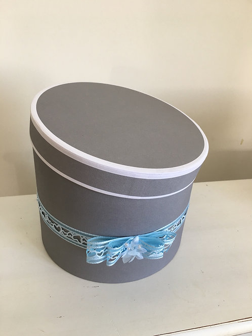 BABY BLUE GIFT BOX