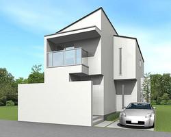 eADesign WITE COURT HOUSE