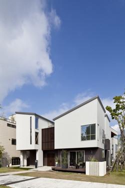 eADesign 豊洲の家