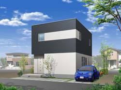 eADesign Cube House