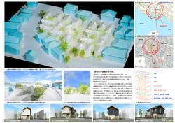 eADesign 路地型集合住宅