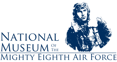Mighty Eight Air Force Musuem 2018 Logos