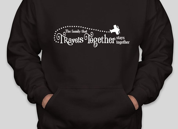 GST Family That Travels- Hoodie