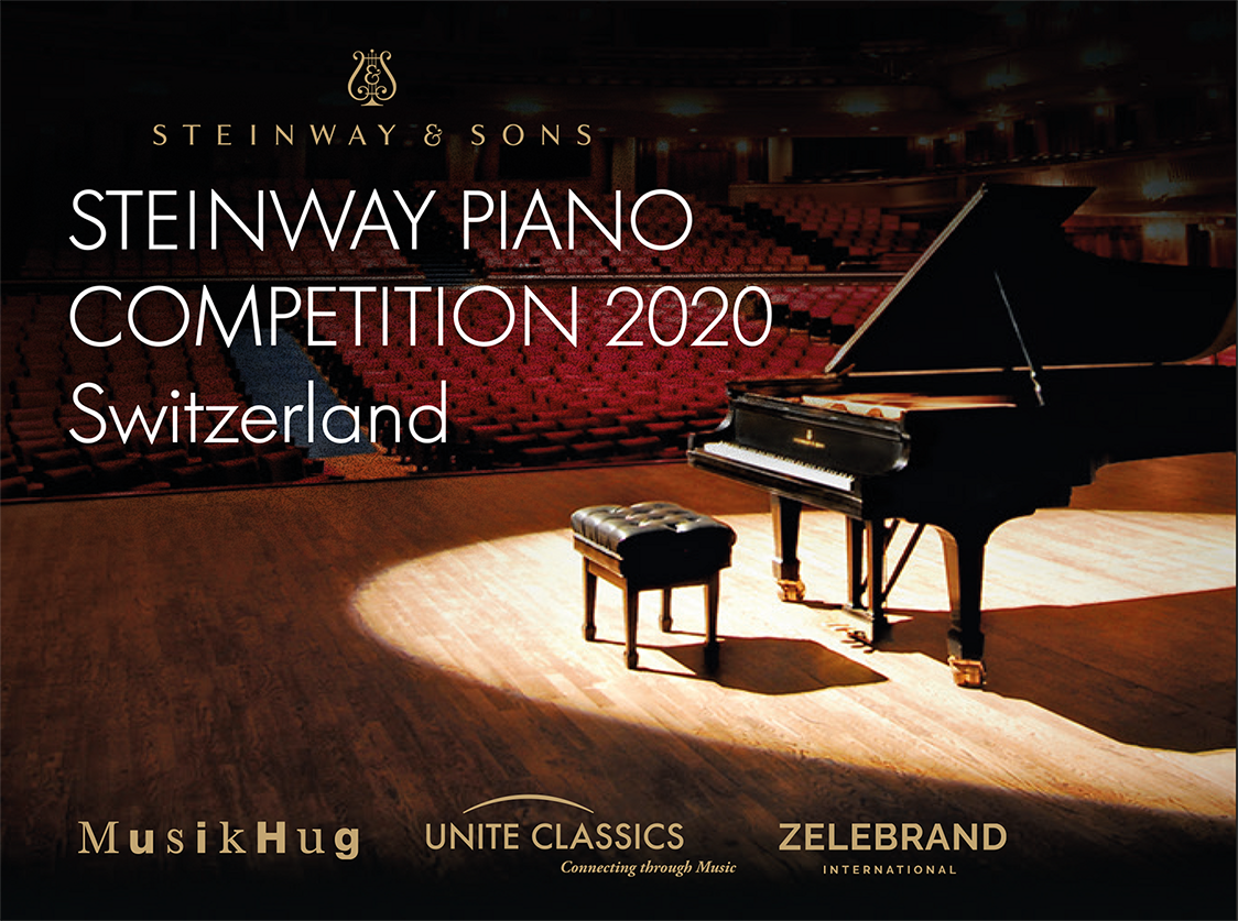 Steinway Piano Competition Switzerland