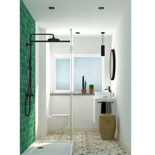Ontwerp renovatie badkamer
