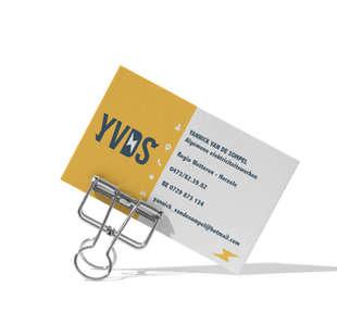 Visitekaartje YVDS