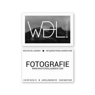 Visitekaartje WDL fotografie