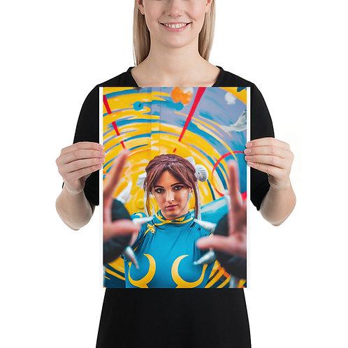 Chun-Li Poster