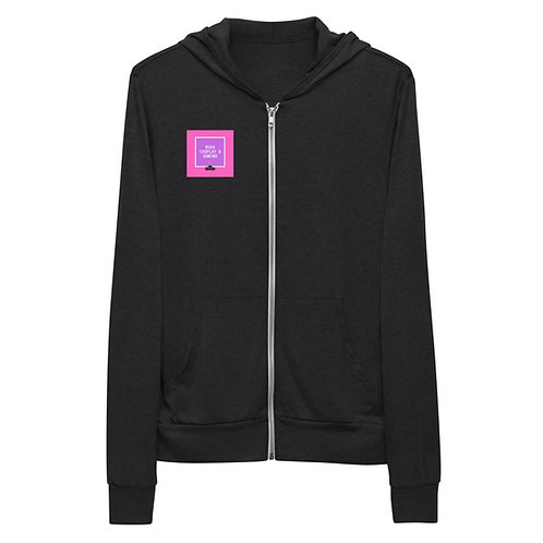 MCG Arcade MF zip hoodie