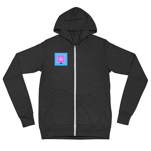MCG zip hoodie