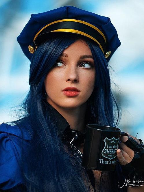 Officer Caitlyn Print