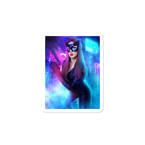 Catwoman stickers
