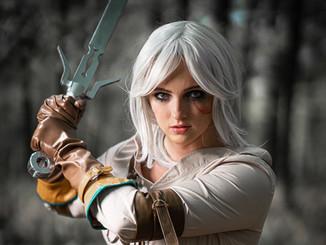 Cirilla: The Witcher 3